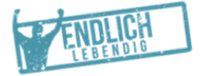 Endlich lebendig logo