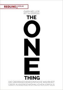 The One Thing - Bücher, die man gelesen haben muss