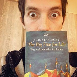 BIG Five for LIFE – Bücher die man gelesen haben muss