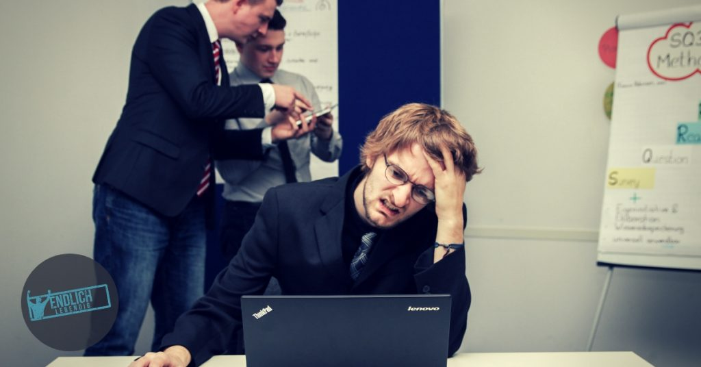 Falscher Job? 10 Anzeichen, dass du den falschen Job hast