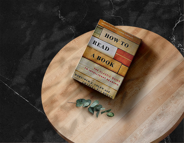 How to Read a book Rezension